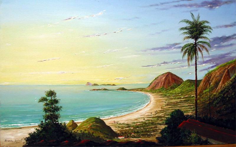 quadro-32-praia de copacabana